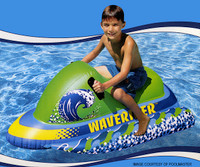 Y2068 POOLMASTER #81769 WAVERIDER SUPER JUMBO RIDER