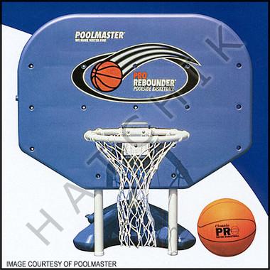 Y2159 POOLMASTER 72783 PRO REBOUNDER BASKETBALL GAME