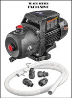 E2009 POLARIS PB4SQ BOOSTER PUMP FOR