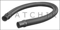 """F1013 VAC HOSE DELUXE 1-1/2"""" X 4 FT"""