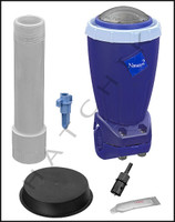 A3258 NATURE 2 EXPRESS COMPLETE UNIT FOR ABOVE GROUND POOLS (6/CS)