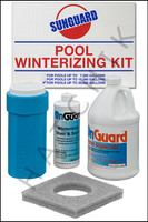 A3936 ON GUARD 30K SOLID WINTER KIT #3 UP TO 30,000 GALLONS