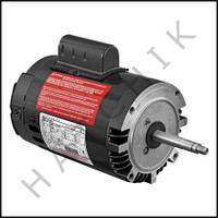 E2P61 POLARIS P-61 MOTOR, 3/4 HP THREADED SHAFT