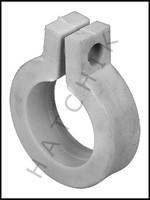 E3058 AQUA QUEEN/KING-420 PLASTIC CLAMP FOR POLARIZED MALE CAP