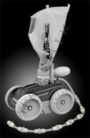 E4100 LETRO LEGEND PLATINUM CLEANER G/W LESS PUMP COLOR: GRAY/WHITE