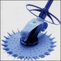 E6007 BARRACUDA PACER INGROUND SUCTION CLEANER W83215