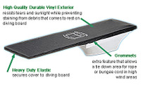 EE1084 WEATHER-OUT WO8Dive 8' DIVE COVER BOARD COVER, FITS 8' BOARD