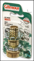 F2164 HOSE COUPLING SET H.D. 3/4 BRASS BRASS SET