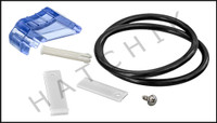 F3140 RAINBOW #R211600 LATCH AND O-RING KIT FOR 186 LEAF TRAP