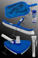 "F3232 OCEAN BLUE ""BASIC"" VINYL MAINTENANCE KIT**SEE NOTES**"