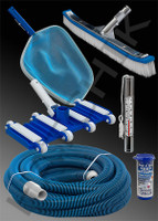 "F3235 OCEAN BLUE ""COMPLETE"" GUNITE KIT MAINTENANCE KIT**SEE NOTES**"