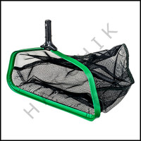 F7042 GATOR RAG BAG LEAF RAKE 24 x 24 W/WEAR PANEL STANDARD MESH   #GTRB