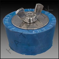 FF5009 WINTERIZING PLUG #9 (BLUE) **N/A WHEN OUT - USE FF1009***