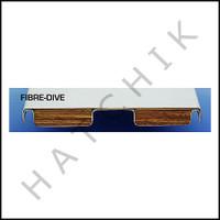 G3000 DIVING BOARD-FIBRE DIVE 6 FT W/HARDWARE    66-209-266S2-1