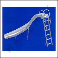 G3160 SR SMITH ROGUE CURVE LEFT W/LAD RUNWAY/WHITE W/LADDER PACKAGE