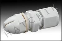 G5107 55 DEG BOTTOM STRAIGHT SPRAY NOZZLE COMPLETE FOR SLIDE