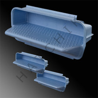 G7066 RECESSED STEP-WATERWAY SET OF 3 BU 1 SET OF 3   COLOR: BLUE