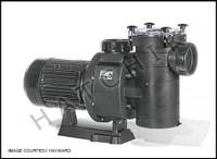 H1066 HAYWARD 12.5HP/3PH  COMM HCP PUMP 230/460V 3 PHASE (PLASTIC) HCP125