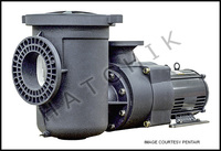 "H1072 PENTAIR 7.5HP/1PH COMM EQ PLAS PMP 230VOLT 6""X4"" STRAINER POT"