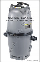 H2013 JANDY CV340 CARTRIDGE FILTER 340 sq.ft. VERSA PLUMB