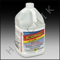 A6014 ULTRA SAFE ACID 4x1 GAL. BOTTLE