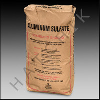 A6071 ALUM GROUND 50 LB BAG