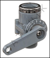 A6236 BIO-LAB #25480 CALIBRATED SLOTTED BALL VALVE 3/4