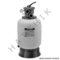 H6170 HAYWARD S166T1575XSTL SAND FILTER W/1HP W/TWISTLOCK CORD