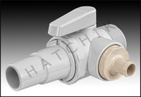 H8507 HAYWARD SPX7400V WATERFALL VALVE ASSEMBLY