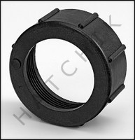 """J1287 HEATER PIPE - 1-1/2"""" NUT QUICK DISCONNECT"""