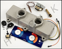 J2434 COMFORTZONE DTK-1909 DUAL THERMOSTAT KIT CPS