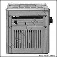 J2848 HAYWARD #H4001 NA MV HEATER 400K BTU NATURAL