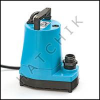 K1004 LITTLE GIANT 5-MSP-25 WATER WIZARD PUMP    #505025
