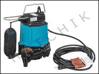 K1014 LITTLE GIANT SUMP PUMP 10EN-CIA-SF 10EN-CIA-SFS #511331