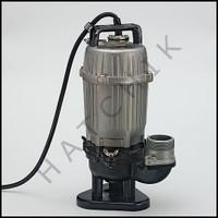 K1084 KOSHIN PKS-65011 SUBMERSIBLE TRASH PUMP 110V