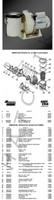 K2233 AMERICAN 3 HP ULTRA FLO PUMP EE FULL RATED  #38468900