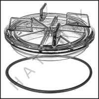 K2522 JANDY R0338500 PUMP LID W/ O-RING  MHP/HHP