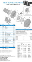 K3051 STA-RITE DURA-GLAS PUMP 1/2 HP P2RA5CL