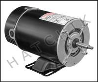 K4254C MOTOR - THRU BOLT 1 HP MAGNETEK MAGNETEK   BN25V1 115V ONLY