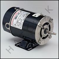 K4261C MOTOR - THRU BOLT 1-1/2 HP MAGNETEK MAGNETEK   BN35V1   115/230V