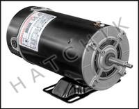 K4267C MOTOR - THRU BOLT 2 HP MAGNETEK MAGNETEK   BN40   115/230V