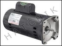 K5025E MOTOR - FLANGED 2 HP 208/230V MAGNETEK E.E. B865SE UP-RATE