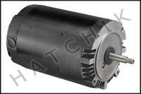 K5039C MOTOR - THREADED SHAFT 2HP 3PH MAGNETEK   H733   208-230/460V