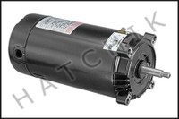 K5071 MOTOR - THRD SHAFT 3/4HP 2-SP AO SMITH   STS1072RV1   230V