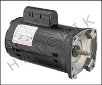 K5081 MOTOR - FLANGED 3/4HP 2-SPEED AO SMITH   SQS1072R   230V