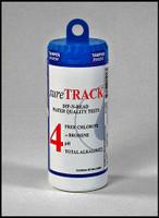 "B1500 TAYLOR ""sureTRACK-4"" TEST STRIPS (CL/BR/PH/TA)"