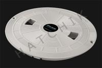 L1061 SWIMQUIP-SKIMMER LID 9-7/8 WHITE