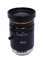"LM8JC10M, 8.5mm, 10MP, Fixed Lens, 2/3"" Format, C-mount, F/1.8"