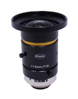 "LM5JC10M, 5mm, 10MP, Fixed Lens, 2/3"" Format, C-mount, F/1.8"