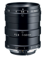 LM50CLS, 50.0mm, 3CCD Color Line ScanUltra High Resolution Lens